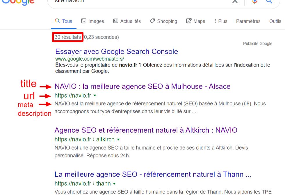 Comment savoir si mon site est bien référencé sur Google ?